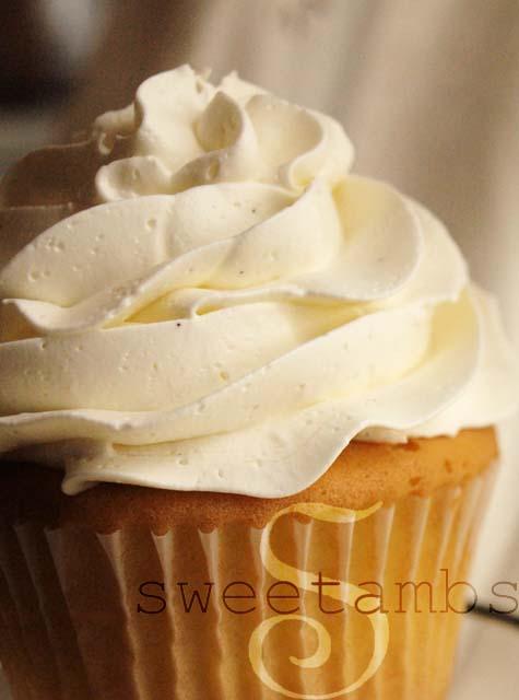 Vanilla Bean Buttercream Recipe