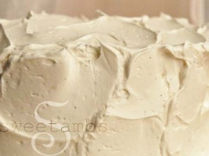 Buttercream Recipe