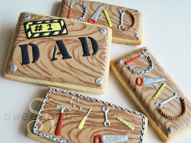 Father's Day Cookie