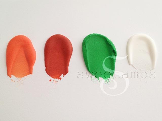 Pizza-Colors