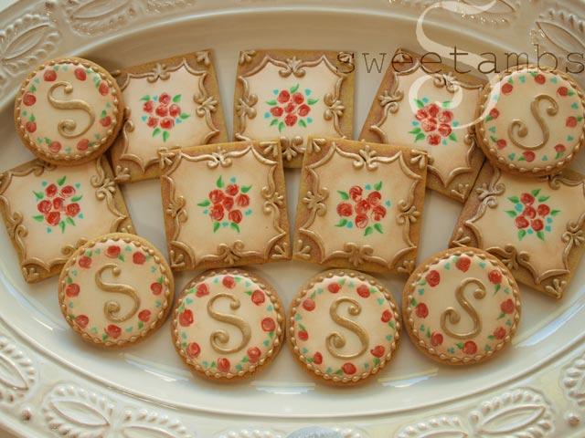 Vintage Inspired Cookiessweetambs