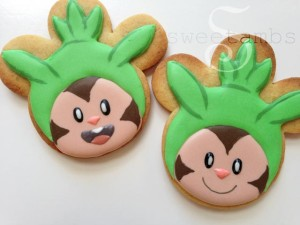 Pokemon-cookies