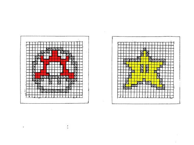 Nintendo-grid