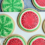 watermelon-cookies