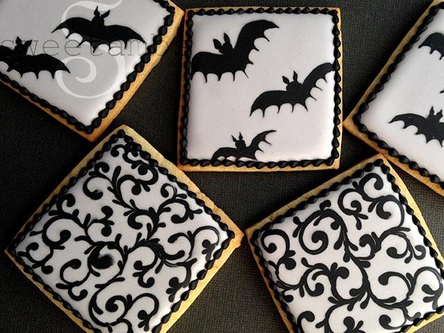 Bat-Cookies