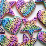Rainbow-Leopard-Print-Cookies