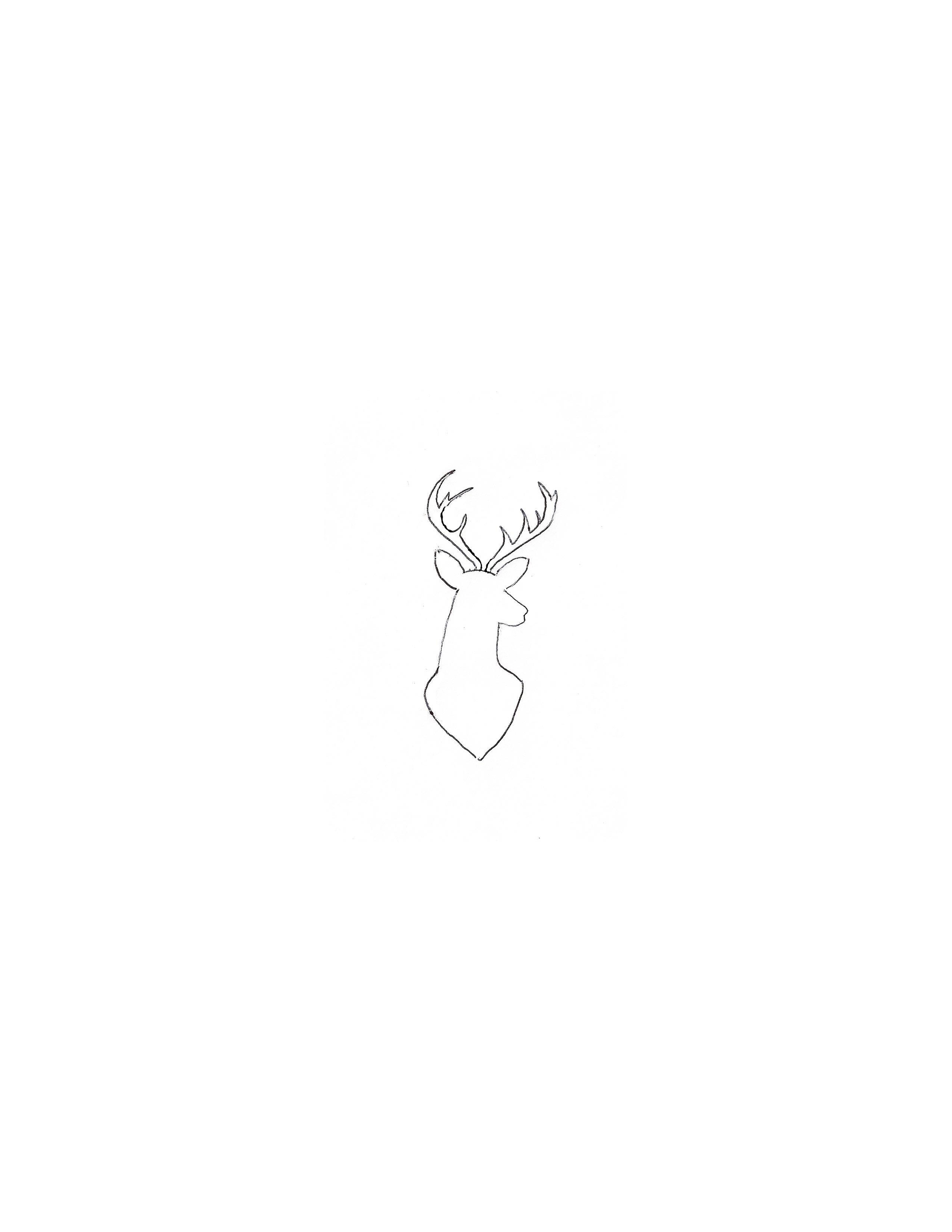 Reindeer-Template