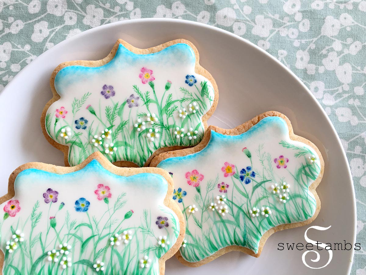 Watercolor-Cookies