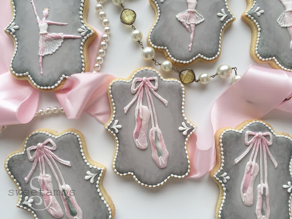 Ballet-Cookies