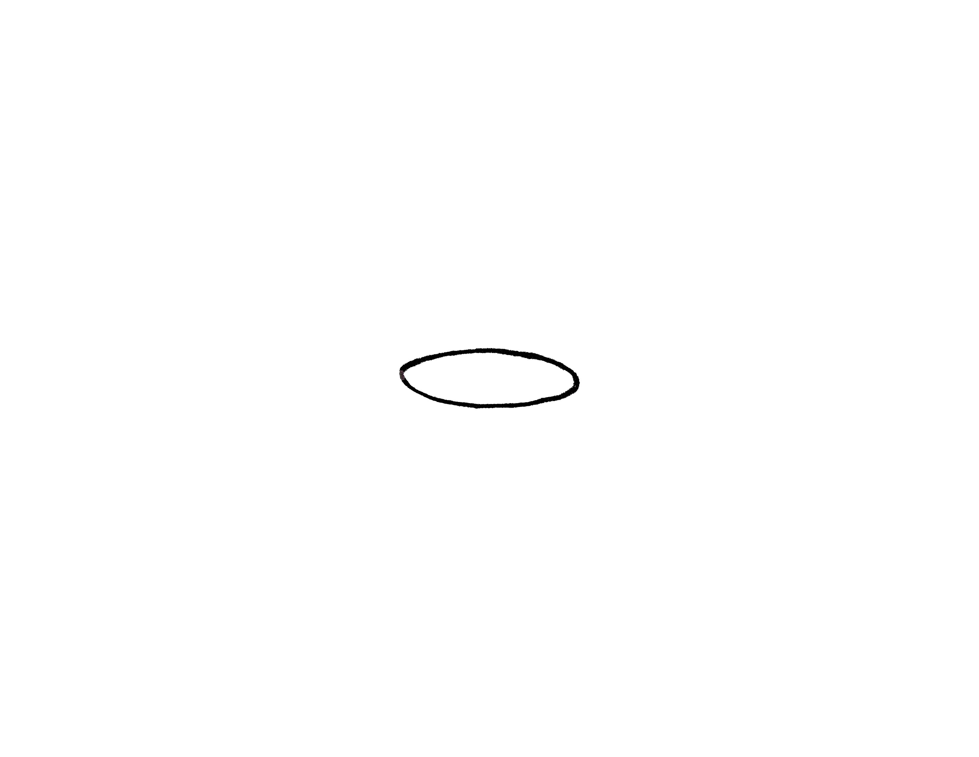 Crayon-Oval-Template