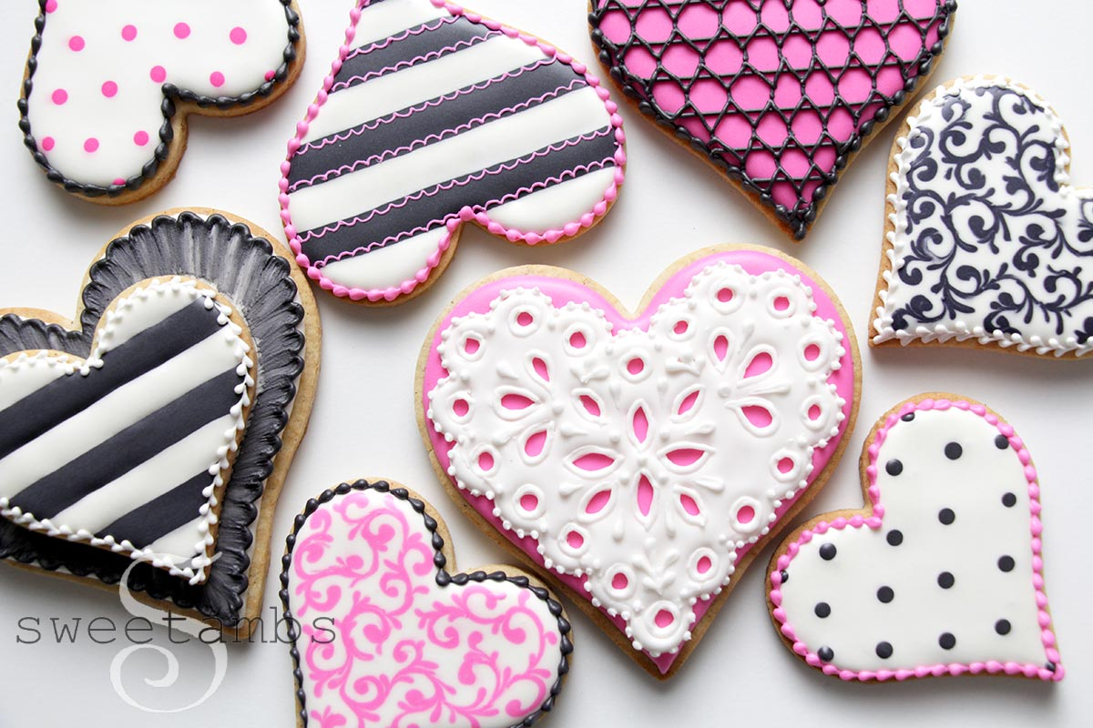 New Valentines Day Cookies