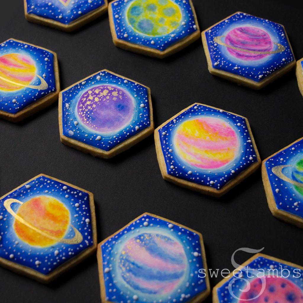 Cookie Planets Sweetambs Bloglovin