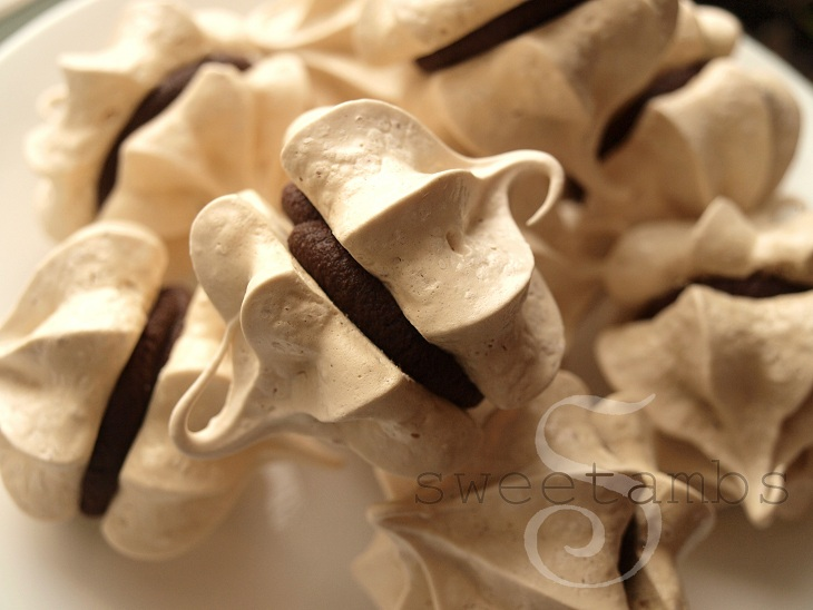 Meringue Cookie RecipeSweetAmbs