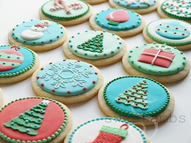 Holiday Cookies Sweetambssweetambs