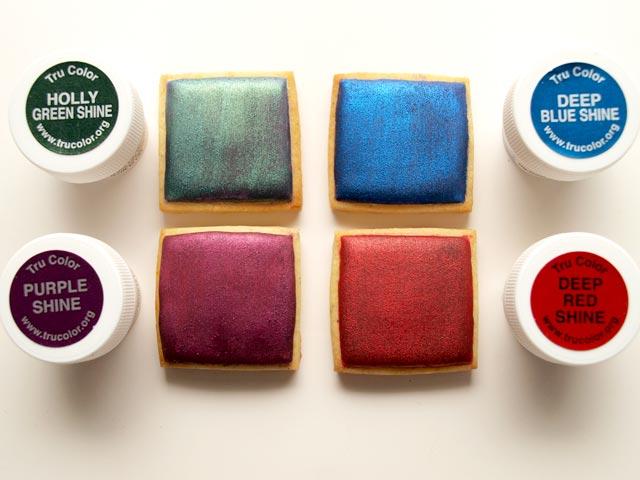 TruColor Natural Food Coloring - Painting on Royal ...