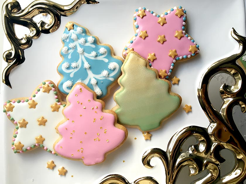 Holiday Cookie DecoratingSweetAmbs
